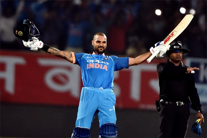 3rd ODI: Shikhar Dhawan century guides India to eighth straight series win https://t.co/EYUULSODR4 via @TOISports