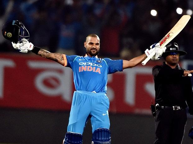 3rd ODI: Shikhar Dhawan century guides India to eighth straight series win https://t.co/86G9uZYb90