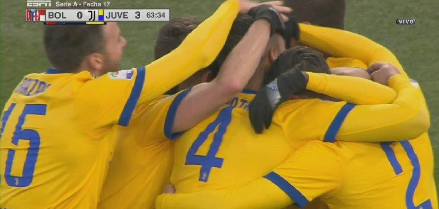 ¡Gooooooooool de la @juventusfc!  Matuidi consuma la goleada a los 64'  #SerieAxESPN 🇮🇹  🔥¡EN VIVO! 📺ESPN  👉https://t.co/88pSldTvvD