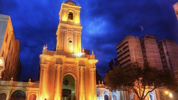 Jujuy también es verano: city tours gratuitos y viernes de música en vivo https://t.co/n2gMNSzYf2