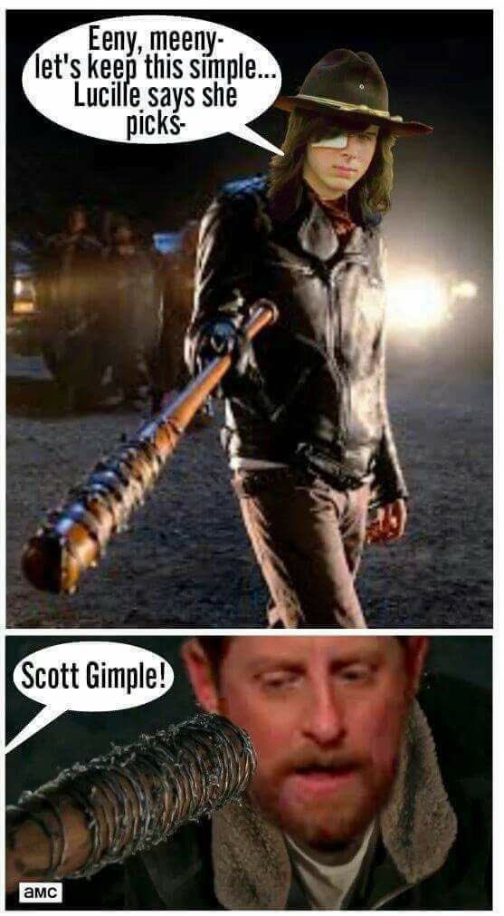 #TWD I find this hilarious https://t.co/H3mzCtZmSk