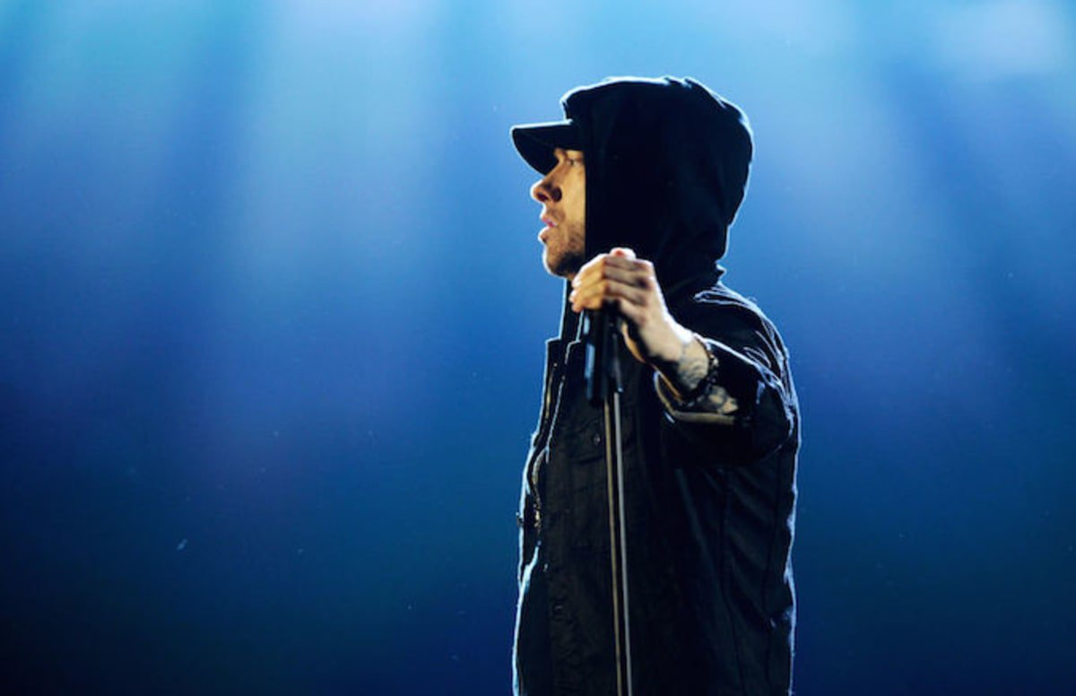 Here are the first week sales projections for Eminem, Jeezy, N*E*R*D, and G-Eazy: https://t.co/Sf9SWtQIur