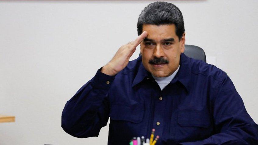 #Nacionales | Maduro conmemora los 187 años del 'pase a la inmortalidad' de Simón Bolívar https://t.co/wthrNhv0qw https://t.co/RqBl6vE8DT