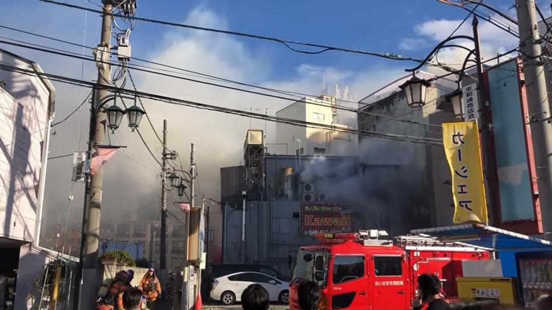 #Internacionales | Incendio en prostíbulo de Japón dejó cuatro muertos y siete heridos https://t.co/sKOtev37t2 https://t.co/hEUDbLgWjE