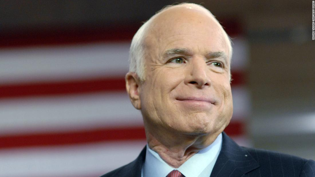 Republican Sen. John McCain is returning to Arizona to continue recovering from chemotherapy and will miss the tax bill vote this week https://t.co/D0r0nTLhB1
