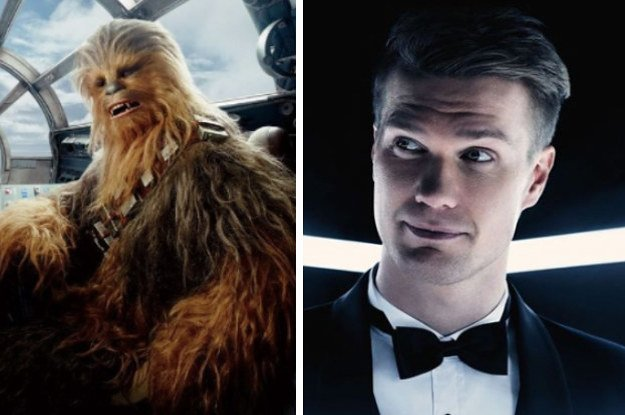 We need to discuss the sexy AF man who plays Chewbacca in the new 'Star Wars' https://t.co/kFxpPs6olH