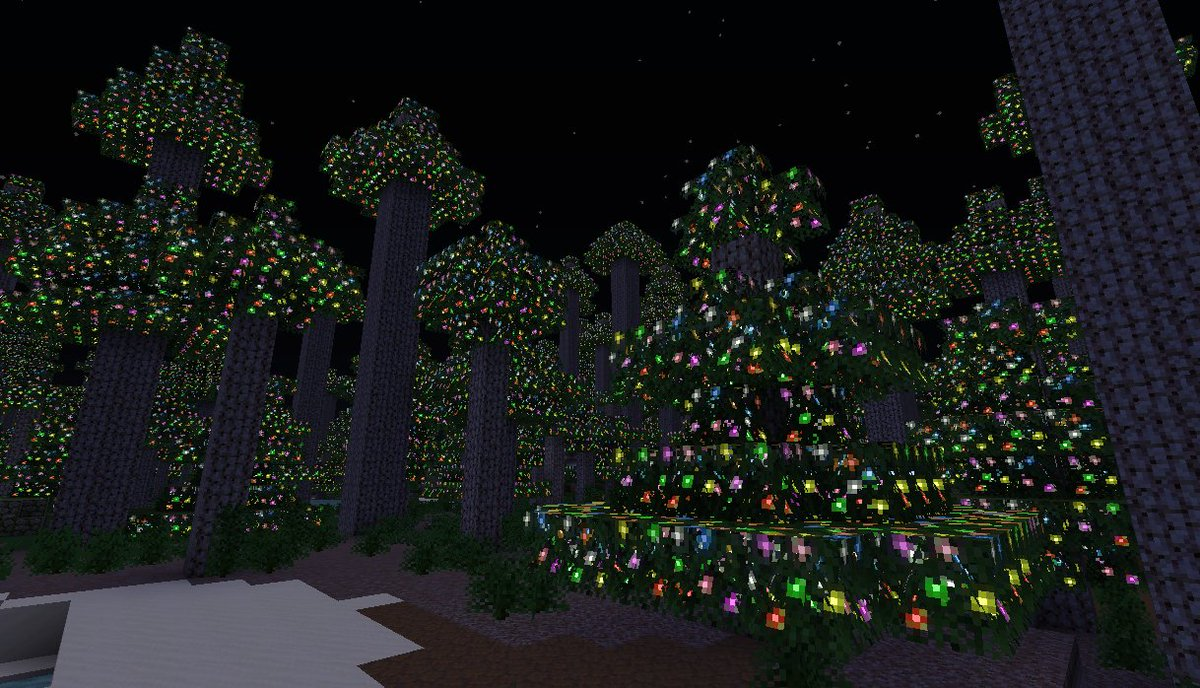 Alvorias Sanity 1122 No Longer Updating Sorry Resource How Do Christmas Lights Work A Warning For Spamming But Ive Been Working On Adding To Some Of The Leaf Blocks Here Are Couple Screenshots You All