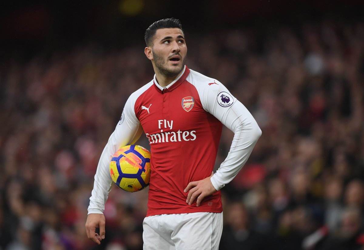 "Arsenal: Sead Kolasinac has ""old problems"" written all over him https://t.co/KUutXnvzve via @painintharsenal https://t.co/ylZiSaVoBD"