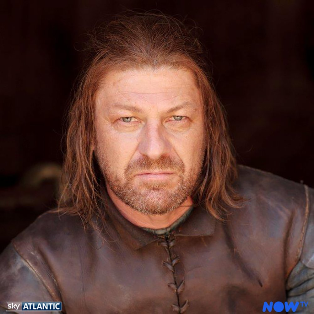 Ned Stark has a little message for you all  'Christmas is coming!'  S1-6 #GameOfThrones streaming now
