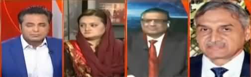 Naya Pakistan with Talat Hussain – 17th November 2017 - Adlia Aur Siasi Bhanwar thumbnail