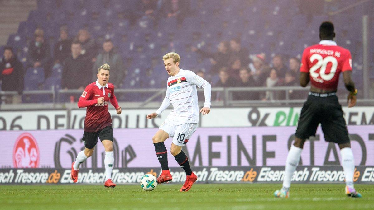 Video: Hannover 96 vs Bayer Leverkusen