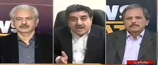 News Beat - 17th December 2017 - Nawaz Sharif Criticism on Judiciary thumbnail
