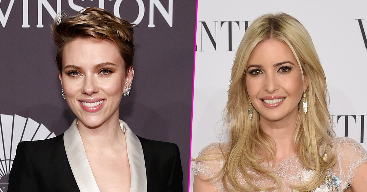 #ScarlettJohansson took on  #IvankaTrump once again in a surprise #SNL cameo. Did you watch? https://t.co/I4Jfv9i7bi