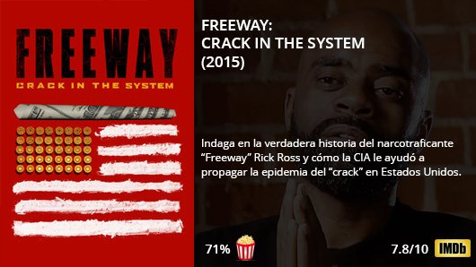 recipe: freeway crack in the system removed from netflix [4]