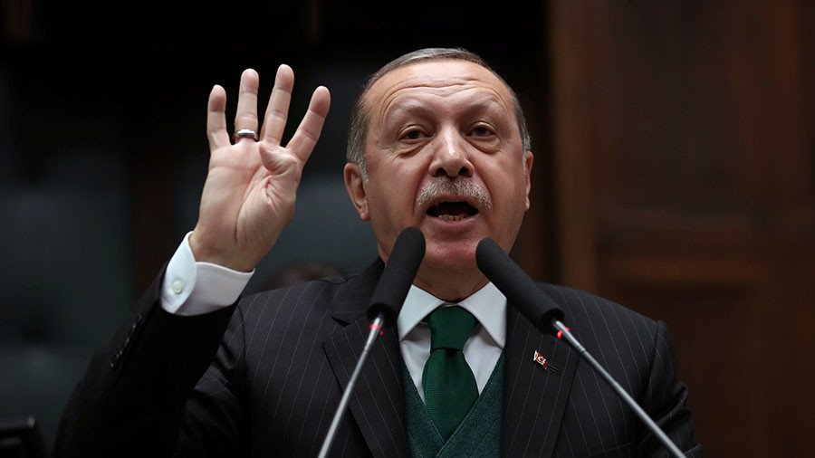 Muslims may lose #Mecca if they fail to hold on to #Jerusalem – #Erdogan https://t.co/OYGJdJMLan