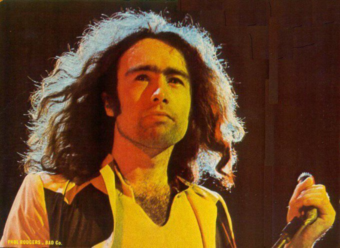 Happy Sunday & happy birthday to Paul Rodgers!