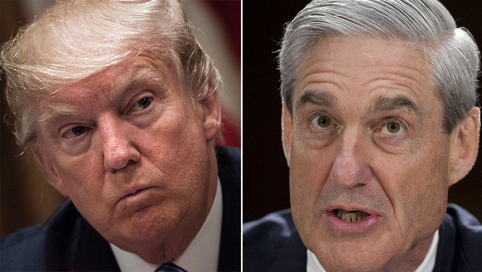 #BREAKING: Trump: I'm not considering firing Mueller https://t.co/zEiVPdnuDA
