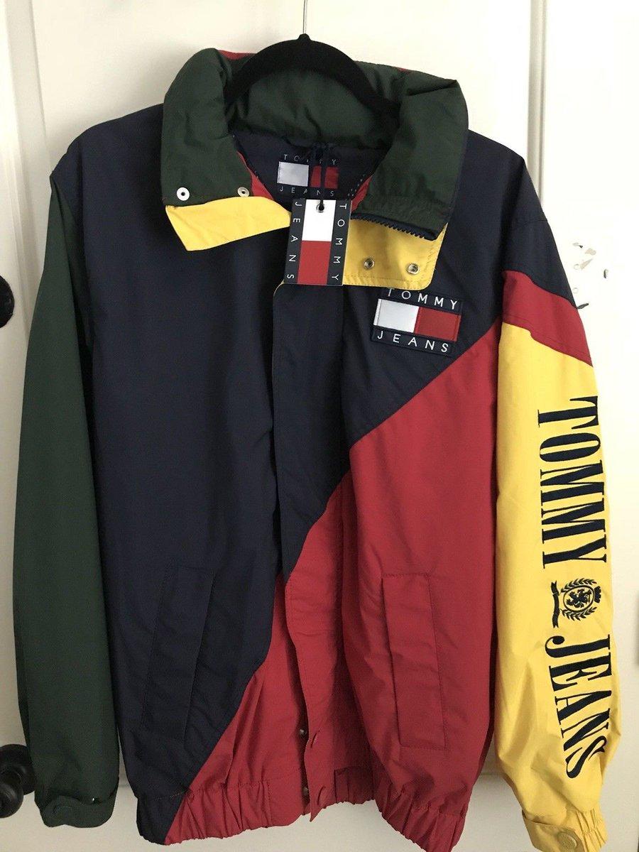 Fat Kid Deals On Twitter Vintage Tommy Hilfiger Jacket 70 Https
