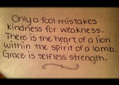 Kindness is never a weakness #quote ! 💪 #kind #strong #positive #lifestyle #success #leadership https://t.co/IhHeQo210p