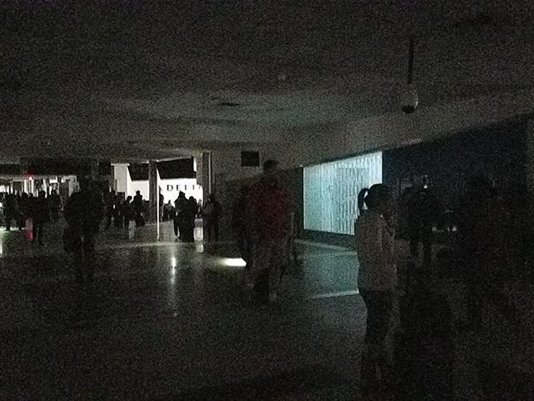 Major airlines canceling flights after Hartsfield-Jackson Atlanta airport power outage https://t.co/3IlZaXmteS