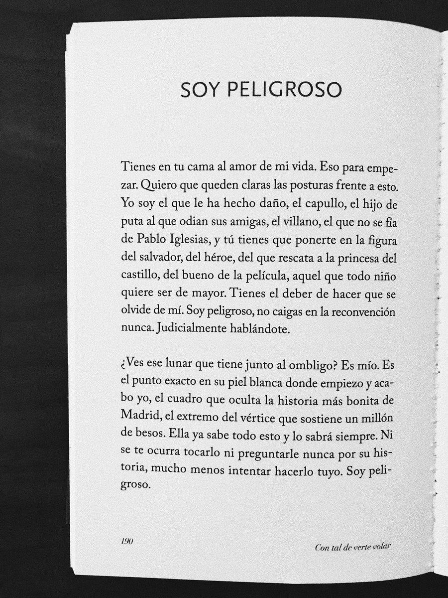 Miguel Gane On Twitter De Mi Libro Contaldevertevolar