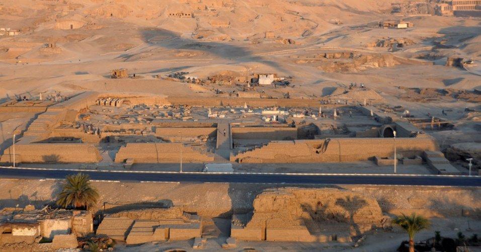 Antigo Egito   Missão tenta desvendar mistério de templo de faraó guerreiro https://t.co/r6xHdOIJvj