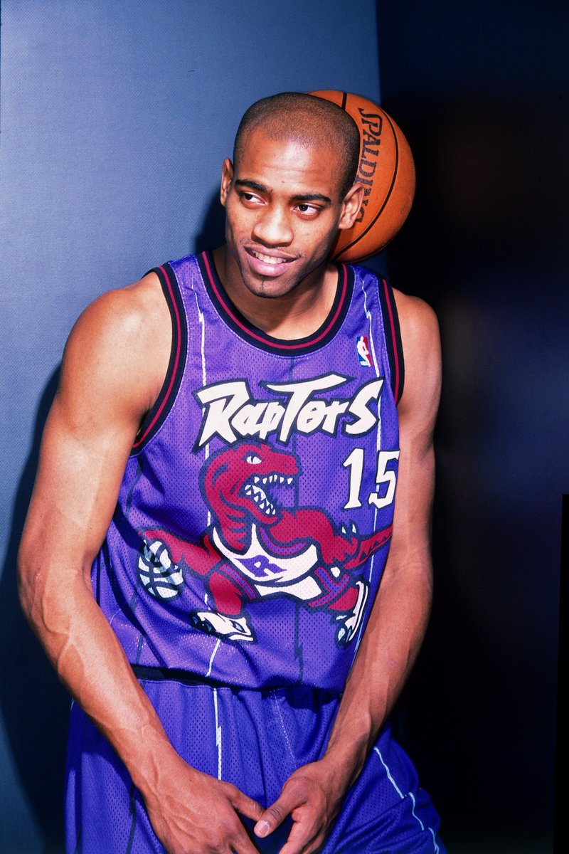 Ex-Raptor Vince Carter may be playing his last game in Toronto
