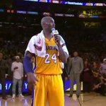Excellence for 20 years.... Kobe Bryant scores SIX...
