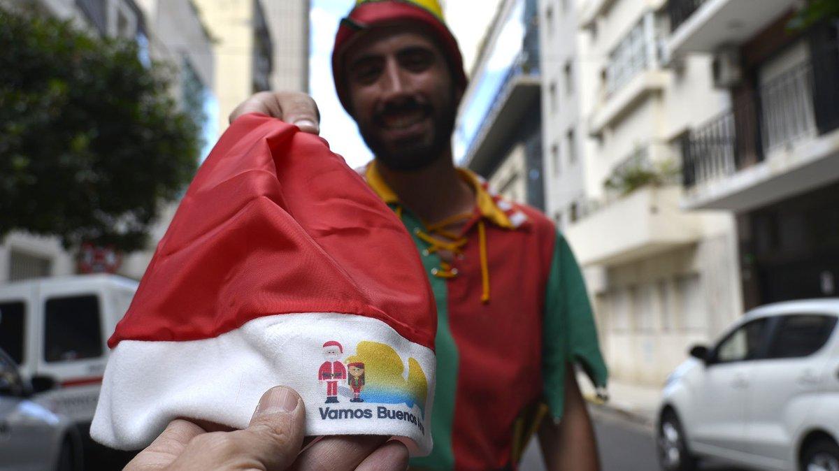 52 fotos del Desfile Navideño de la Ciudad de Buenos Aires https://t.co/Td03hSC4il https://t.co/XrRSLrMLkE