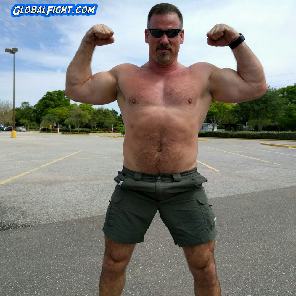 Gay huge and hairy