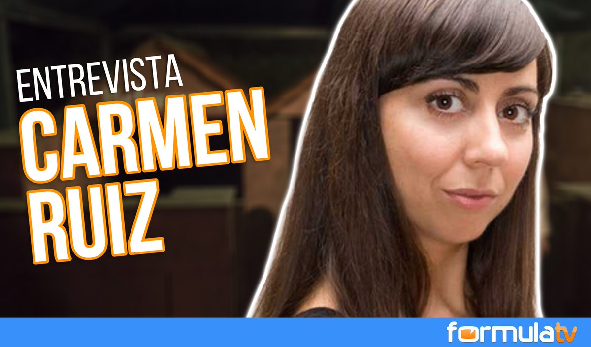 Carmen Ruiz: 'Es un gran acierto que desde que empieza 'Matadero' ya pasan cosas' https://t.co/B5nHrjQp31 https://t.co/bYIkbCr7gE