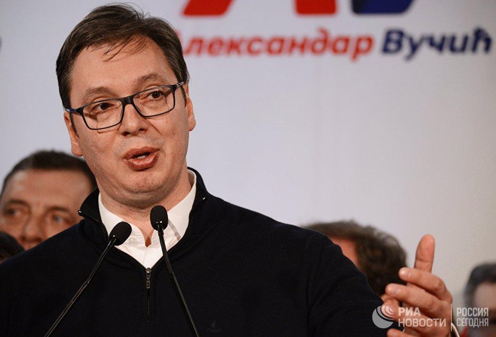 Президент Сербии ожидает от визита в Россию хороших новостей  https://t.co/9UVcoFgYTX