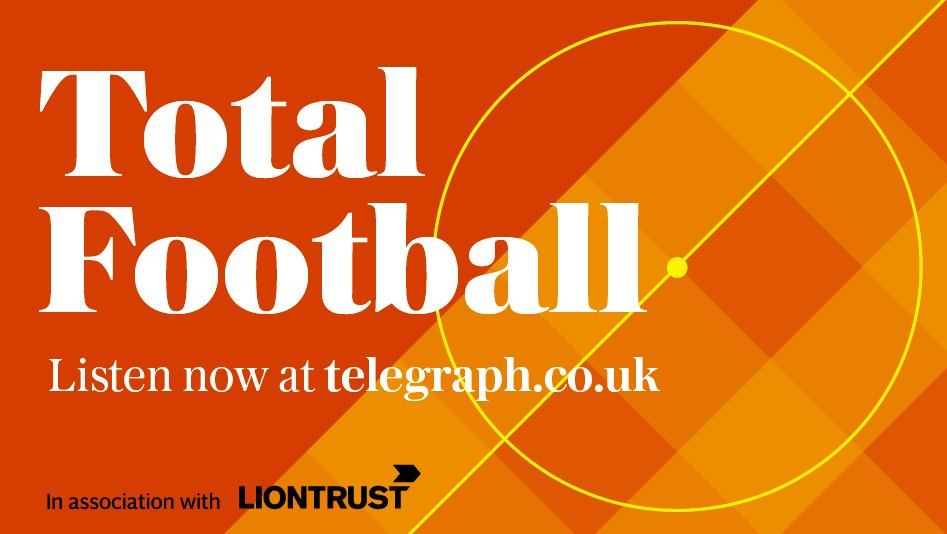 The Total Football Podcast is here: Join @thomgibbs, @LukeEdwardsTele and @_ChrisBascombe as they discuss all the weekend's action https://t.co/cZdzt1KIxz