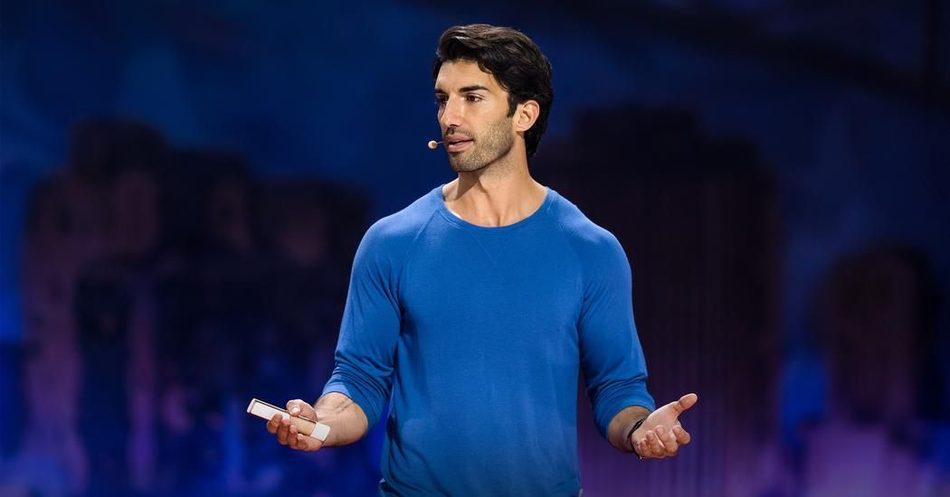 'I don't have a desire to fit into the current broken definition of masculinity, because I don't just want to be a good man. I want to be a good human.'   Watch @justinbaldoni's TED talk on redefining masculinity: https://t.co/9yUFlG1aMZ