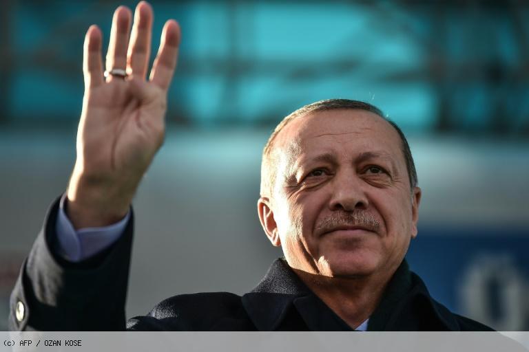 Erdogan espère ouvrir une ambassade de Turquie à Jérusalem-Est https://t.co/HD15aDqXX2