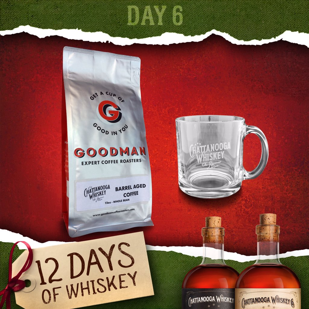 #12DaysOfWhiskey DAY 6: Retweet for a chance to win barrel aged coffee and a CW mug! 2 more chances to win on #Facebook &amp; #Instagram <br>http://pic.twitter.com/V0Ud9hcWJg