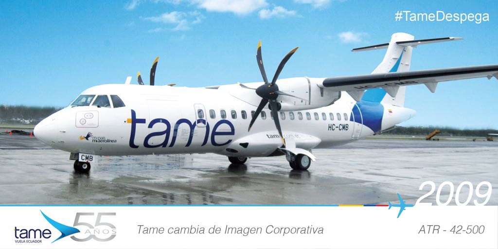 Happy 55th birthday to one of our #ATR42 operators @Tame_EP 🎂😃 #AniversarioTame55 #avgeeks