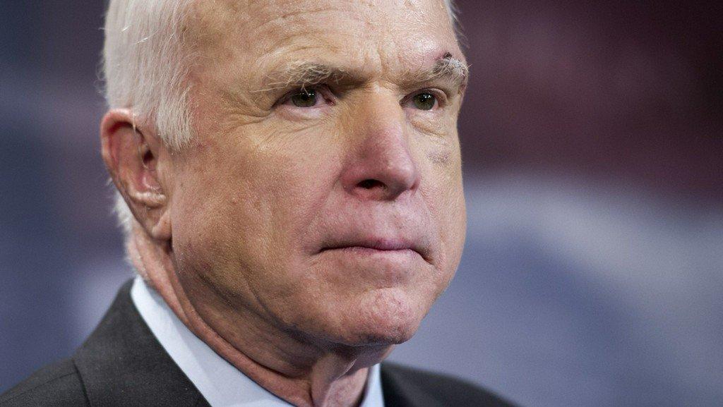 Sen. McCain returning to Arizona, will miss tax bill vote https://t.co/WTuvD4W1Vn