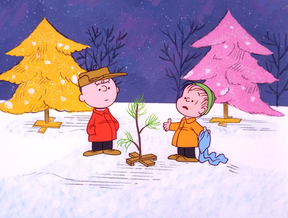 Did you know 'A Charlie Brown Christmas' is a GRAMMY Hall Of Fame-inducted soundtrack? Learn the story behind the Vince Guaraldi Trio #Christmas classic: https://t.co/6z82aDv1vP