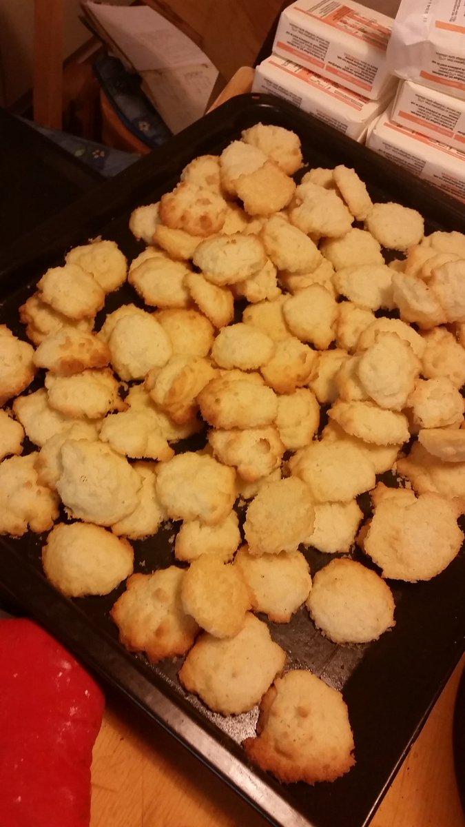 Irenka On Twitter Making Czech Christmas Cookies With My Mom