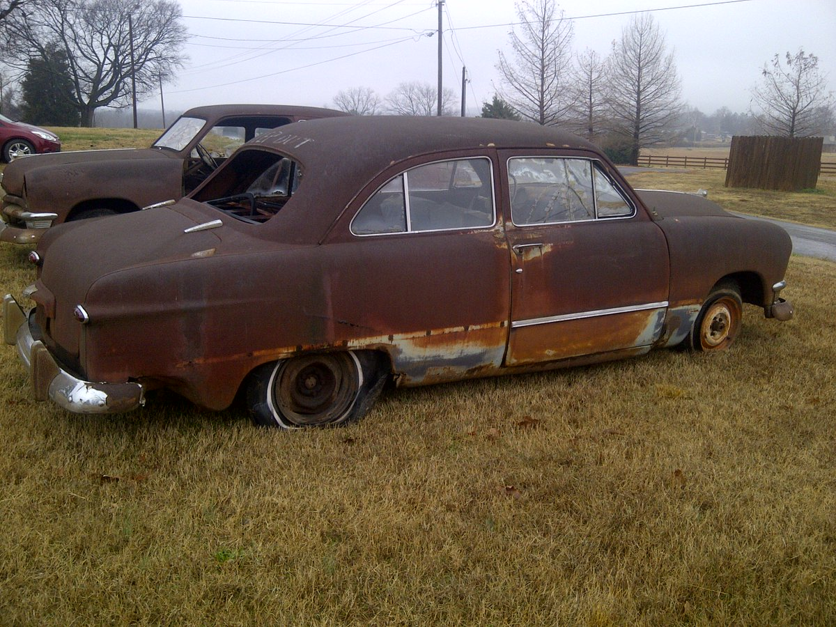 Shoeboxford Hashtag On Twitter 1949 Ford 2 Door Sedan With The Coupe That I Got About A Month Ago And Two Sedans Acquired Today Guess Am In 1950 Business