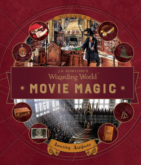 @matthaig1 A very good thing that happened to me in 2017 = I published my new book  'J.K. Rowling's Wizarding World: Movie Magic Volume Three: Amazing Artifacts ' that explores how all the movie props for the @HarryPotterFilm  &  w @FantasticBeastsere designed & made.  httphttps://t.co/q0uk6UtKWvs://t.