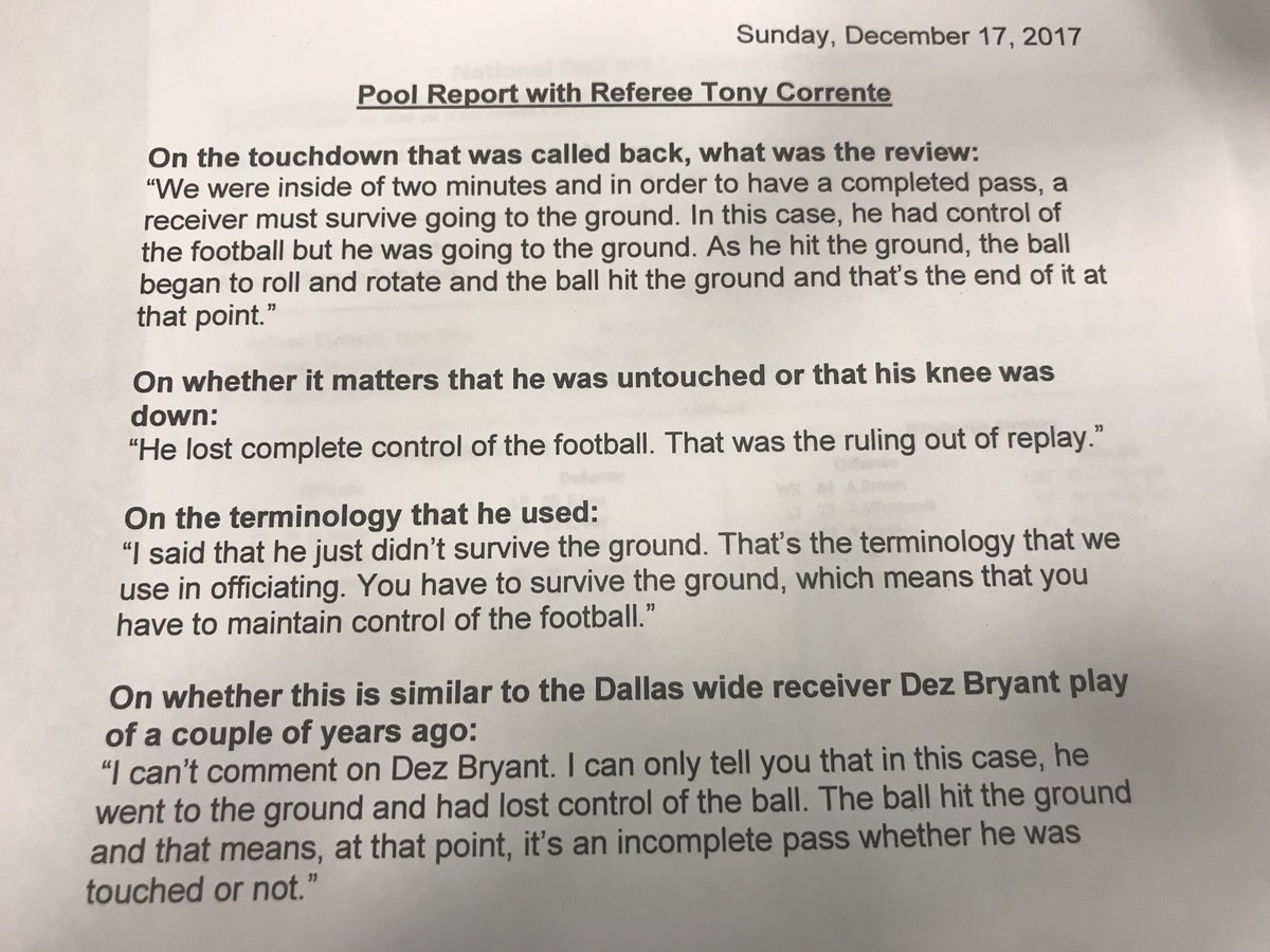 Jeremy Fowler On Twitter Pool Report With Official Tony