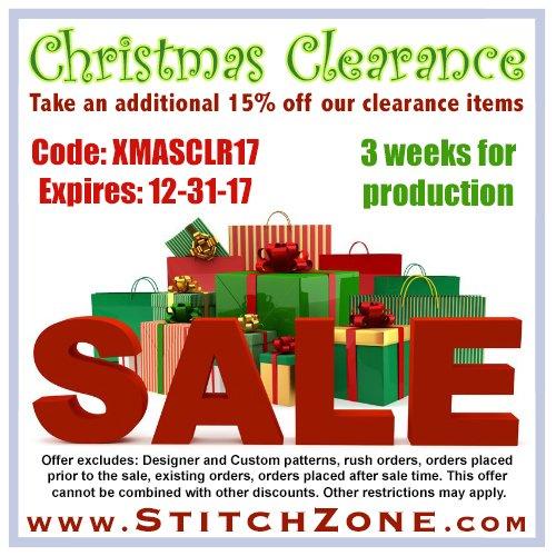 Stitchzone promotional giveaways
