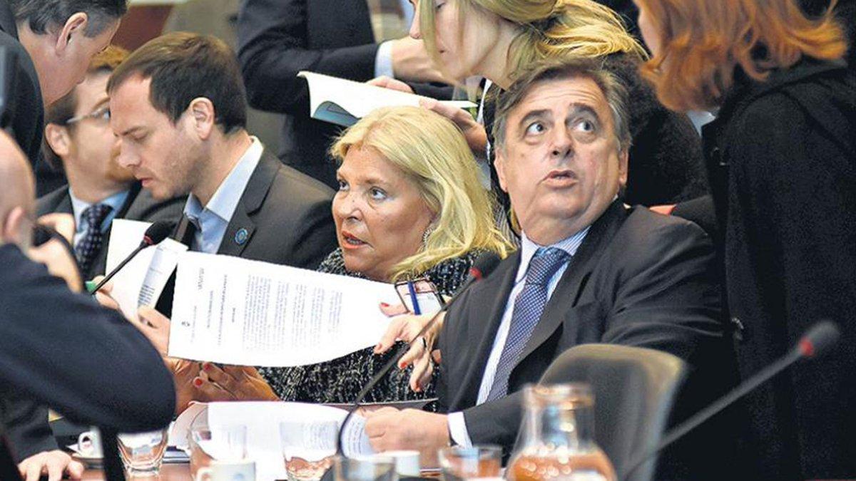 Mario Negri: 'No vamos a dejar de sesionar por el paro de la CGT' https://t.co/mI7rYN3Lic https://t.co/x1iAmnBM9y