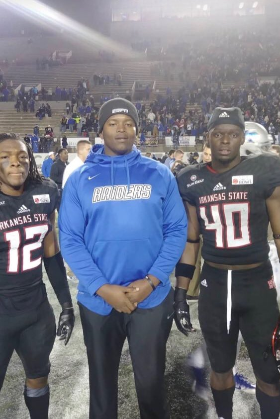 .@DC3Football #JUCOPRODUCTS posted up @CamelliaBowl @iShowSpeed21 @Justwaitonit_1 @AngeloOwens1