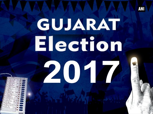 Vijay Rupani leading by 7600 votes from Rajkot West, at the end of Counting round 3 #GujaratElection2017