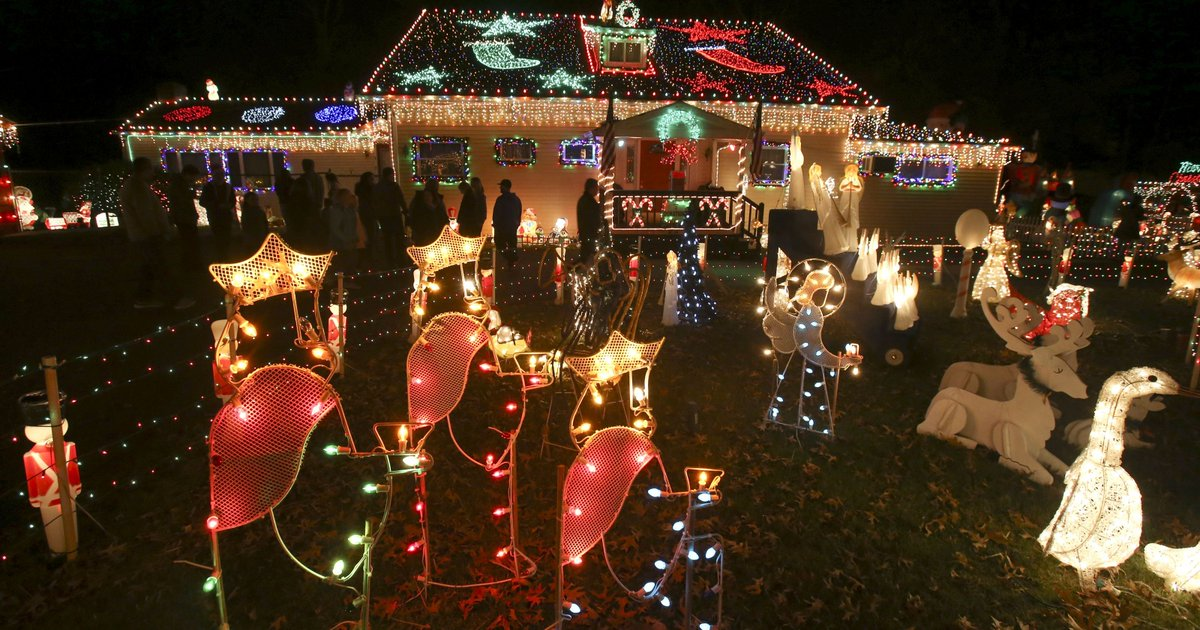 Delaware Christmas lights 2017: Where you can see the best displays https://t.co/7iZrlxqGon