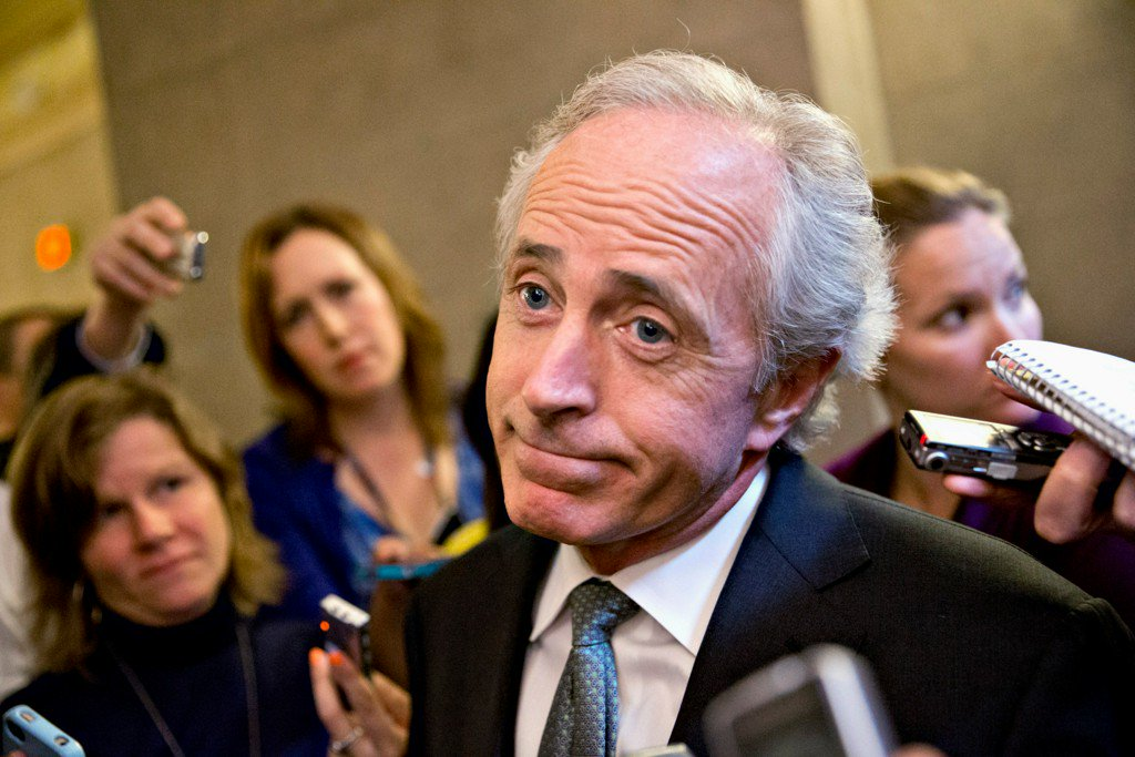 'Corker Kickback' sends Republicans scrambling in advance of tax vote https://t.co/F2GofYbNyI
