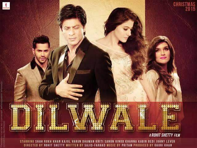 Pic hindi picture film dilwale ka gana video me